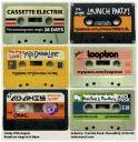 Cassette Electrik gig flyer