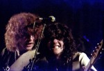 Brian Robertson and Jimmy Bain (photo by Allan McKay)